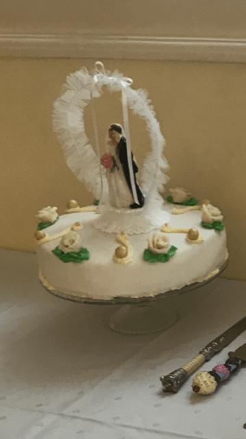 Bruiloft bij ons in corona tijd!